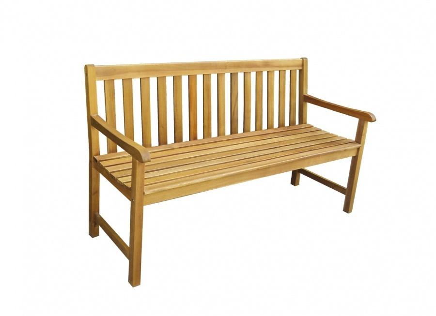 Banc en bois d 39 acacia for Bois acacia exterieur