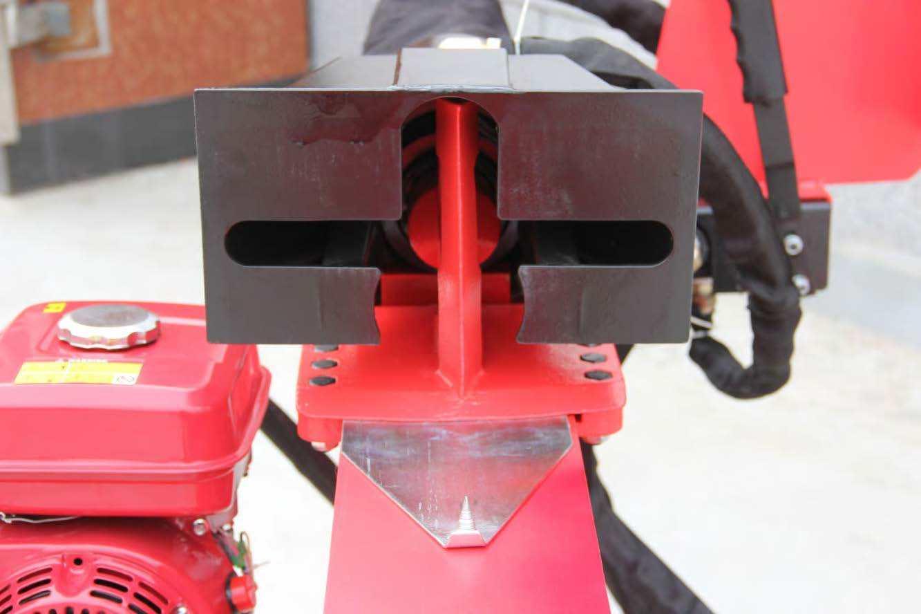 fendeuse thermique 6 5cv tractable 24t 1050 mm